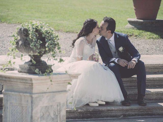 Il matrimonio di Sergio e Caterina a Lainate, Milano 28