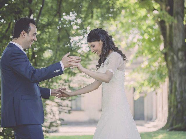 Il matrimonio di Sergio e Caterina a Lainate, Milano 34