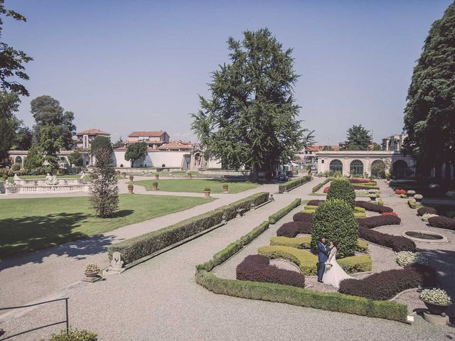 Il matrimonio di Sergio e Caterina a Lainate, Milano 35