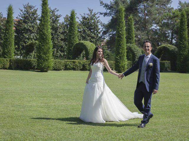 Il matrimonio di Sergio e Caterina a Lainate, Milano 47