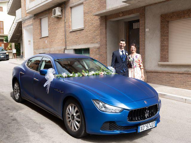 Il matrimonio di Angelo e Manuela a San Salvo, Chieti 27