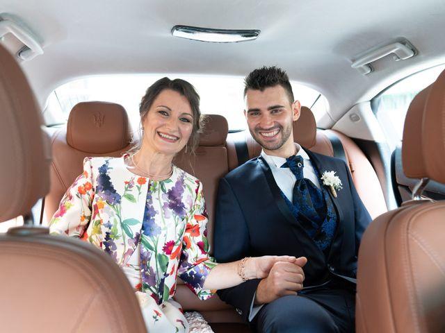 Il matrimonio di Angelo e Manuela a San Salvo, Chieti 28