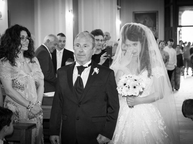 Il matrimonio di Angelo e Manuela a San Salvo, Chieti 30