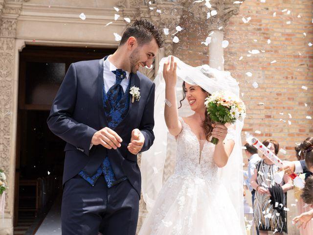 Il matrimonio di Angelo e Manuela a San Salvo, Chieti 40