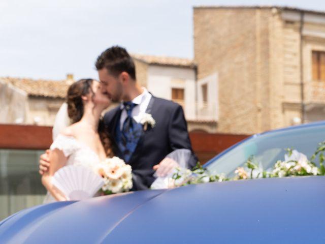 Il matrimonio di Angelo e Manuela a San Salvo, Chieti 41