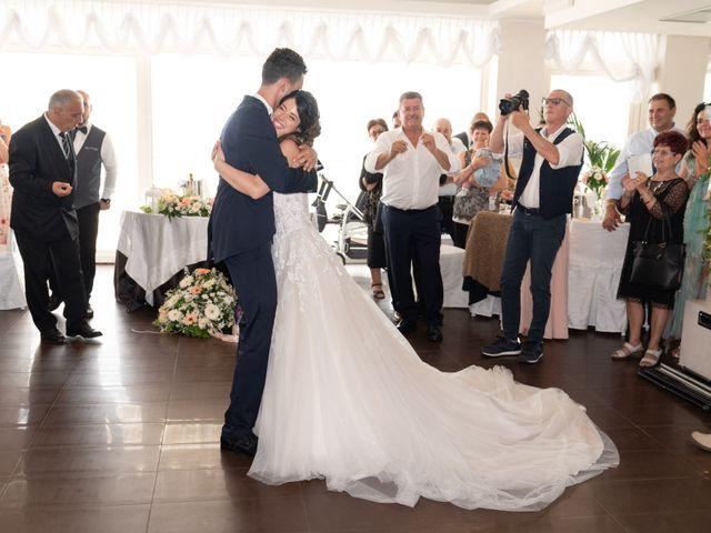 Il matrimonio di Angelo e Manuela a San Salvo, Chieti 48