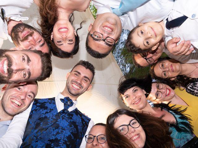 Il matrimonio di Angelo e Manuela a San Salvo, Chieti 56