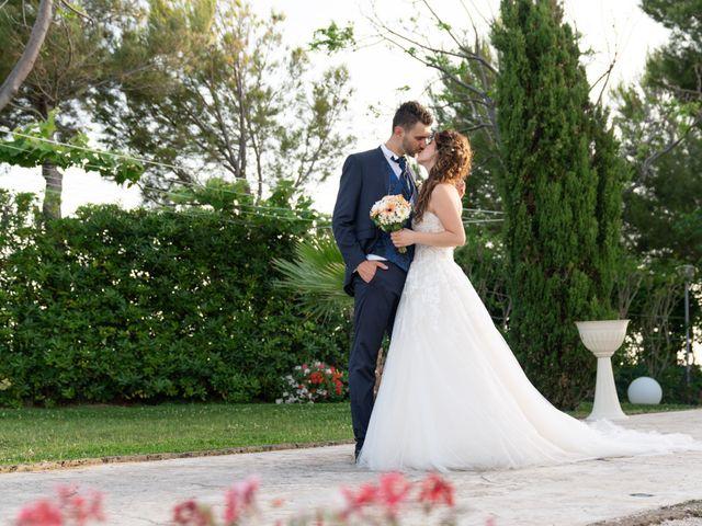 Il matrimonio di Angelo e Manuela a San Salvo, Chieti 59