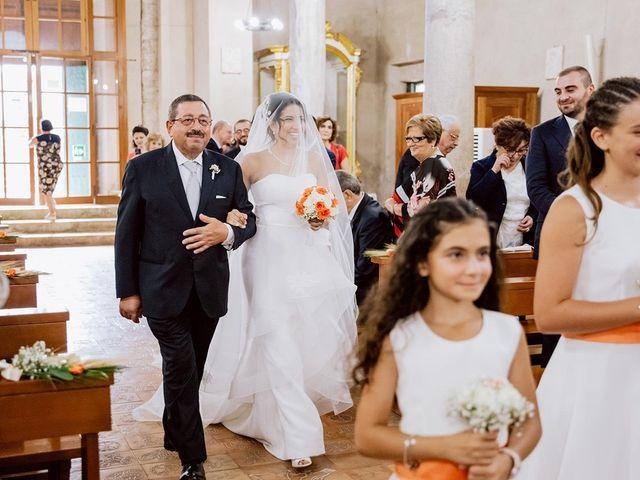 Il matrimonio di Egidio e Silvia a Capaccio Paestum, Salerno 15
