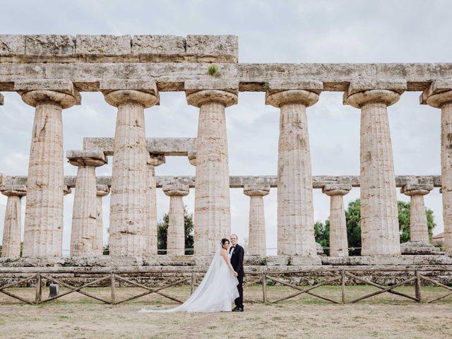 Il matrimonio di Egidio e Silvia a Capaccio Paestum, Salerno 19