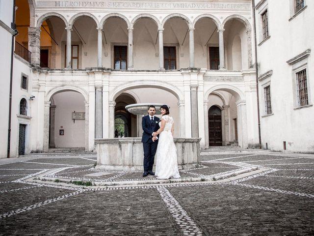 Le nozze di Giorgia e Paolo