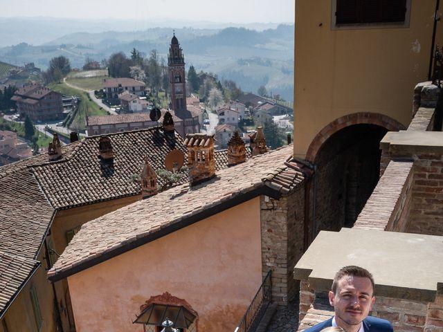 Il matrimonio di Claudio e Regina a Monchiero, Cuneo 3