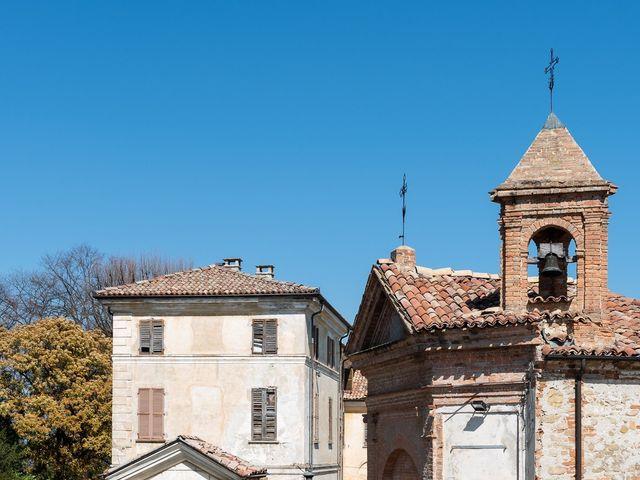 Il matrimonio di Claudio e Regina a Monchiero, Cuneo 5