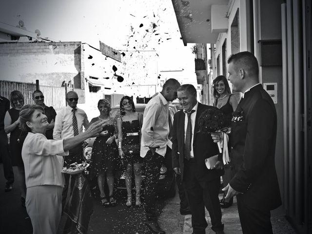 Il matrimonio di Angelo e Silvia a Sinnai, Cagliari 32