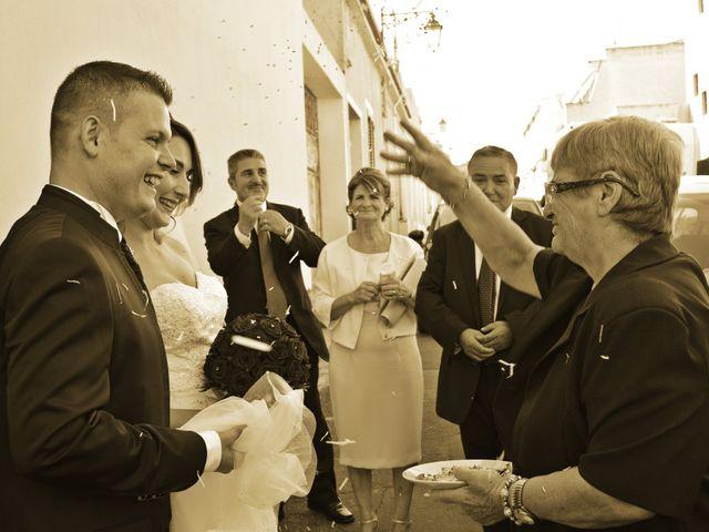 Il matrimonio di Angelo e Silvia a Sinnai, Cagliari 34