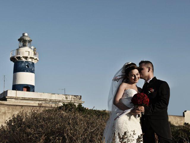 Il matrimonio di Angelo e Silvia a Sinnai, Cagliari 48