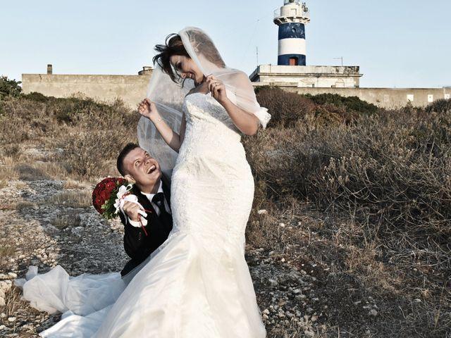 Il matrimonio di Angelo e Silvia a Sinnai, Cagliari 52