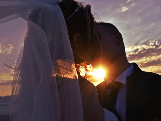 Il matrimonio di Angelo e Silvia a Sinnai, Cagliari 2