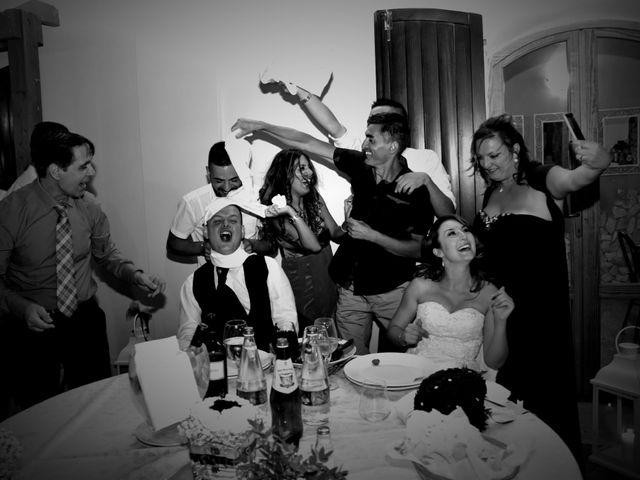 Il matrimonio di Angelo e Silvia a Sinnai, Cagliari 62