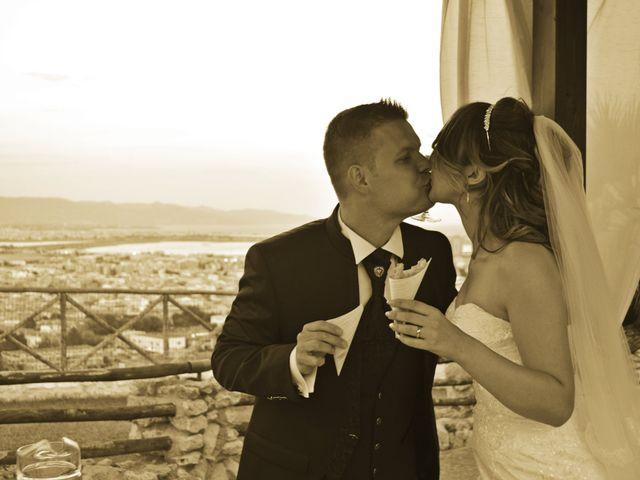 Il matrimonio di Angelo e Silvia a Sinnai, Cagliari 69