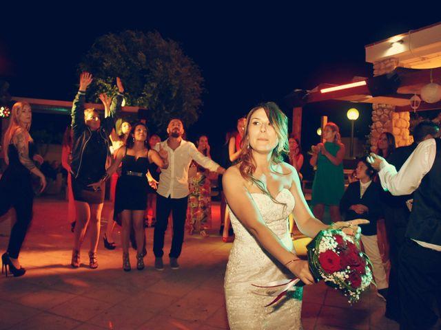 Il matrimonio di Angelo e Silvia a Sinnai, Cagliari 71
