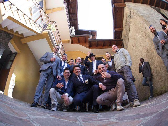 Il matrimonio di Claudio e Deborah a Cerete, Bergamo 11
