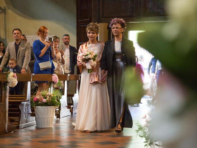 Il matrimonio di Claudio e Deborah a Cerete, Bergamo 17