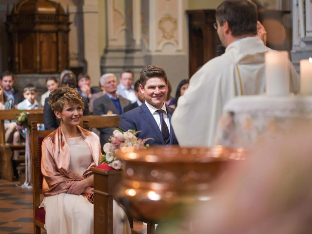 Il matrimonio di Claudio e Deborah a Cerete, Bergamo 19