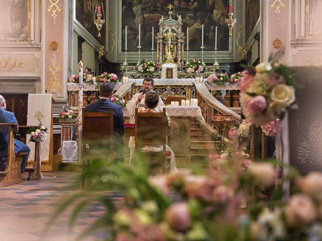 Il matrimonio di Claudio e Deborah a Cerete, Bergamo 20