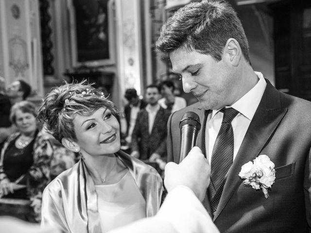 Il matrimonio di Claudio e Deborah a Cerete, Bergamo 23