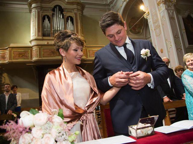Il matrimonio di Claudio e Deborah a Cerete, Bergamo 24
