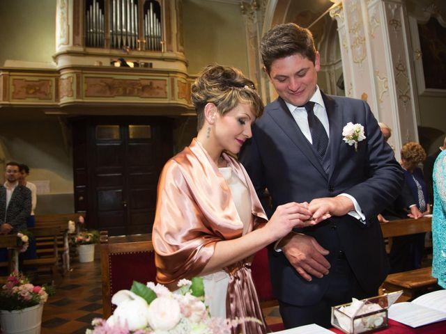 Il matrimonio di Claudio e Deborah a Cerete, Bergamo 25