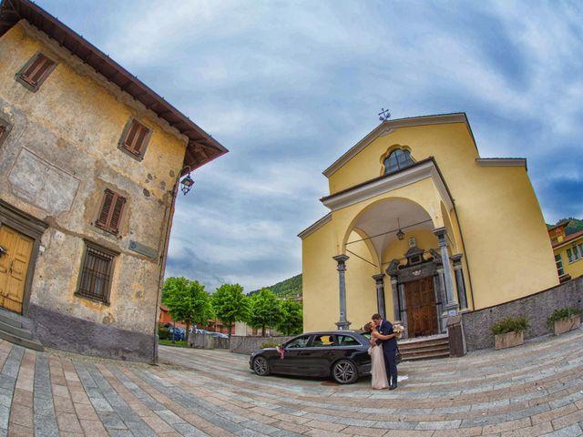 Il matrimonio di Claudio e Deborah a Cerete, Bergamo 31