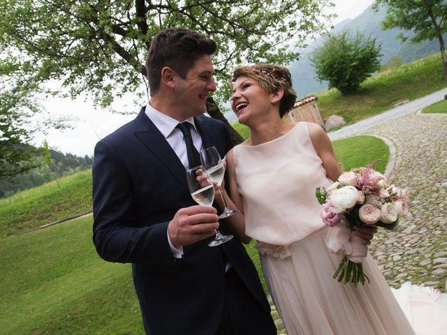 Il matrimonio di Claudio e Deborah a Cerete, Bergamo 36