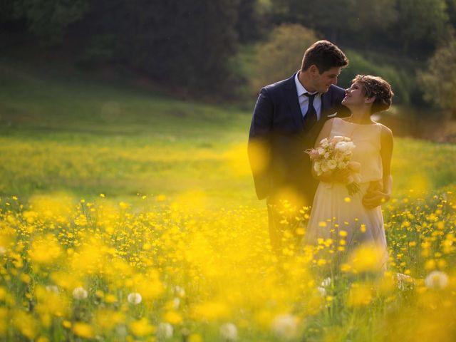 Il matrimonio di Claudio e Deborah a Cerete, Bergamo 54