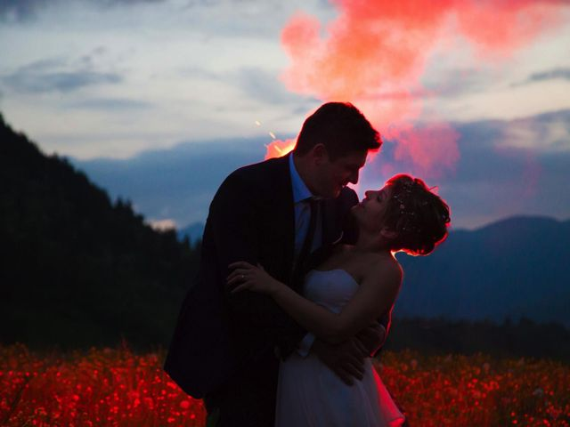 Il matrimonio di Claudio e Deborah a Cerete, Bergamo 72