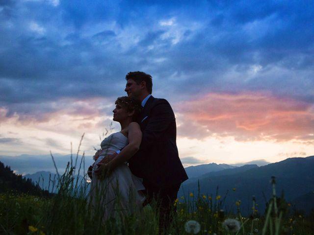 Il matrimonio di Claudio e Deborah a Cerete, Bergamo 73