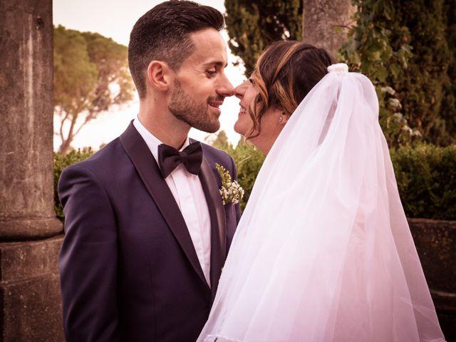 Le nozze di Carmelo e Gabriella