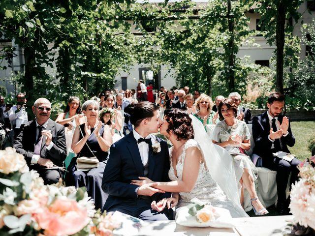Il matrimonio di Mauro e Valentina a Coccaglio, Brescia 14
