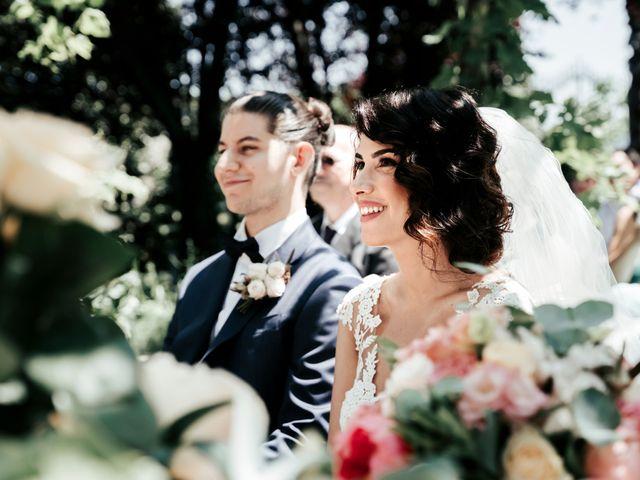 Il matrimonio di Mauro e Valentina a Coccaglio, Brescia 15