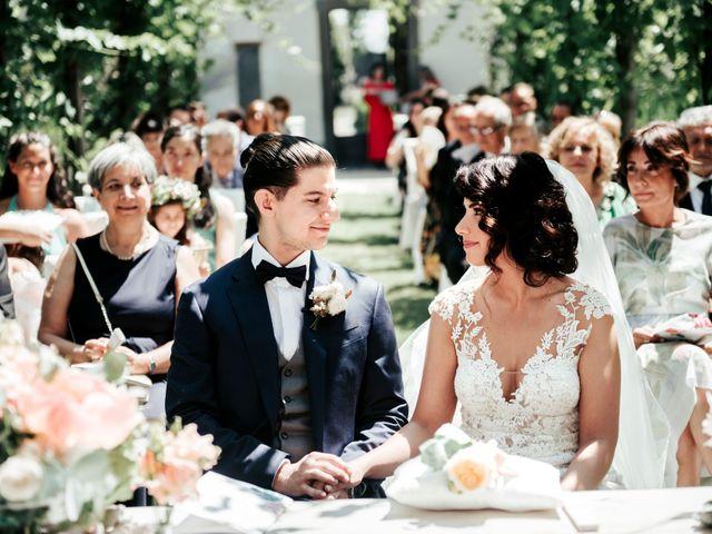Il matrimonio di Mauro e Valentina a Coccaglio, Brescia 16