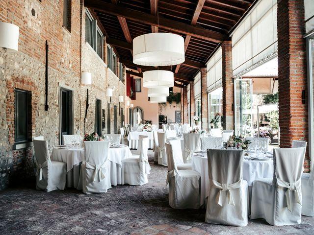 Il matrimonio di Mauro e Valentina a Coccaglio, Brescia 19