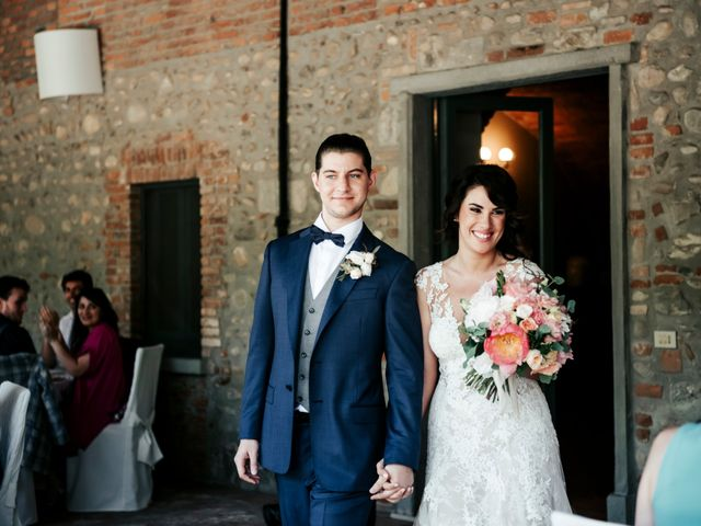 Il matrimonio di Mauro e Valentina a Coccaglio, Brescia 23