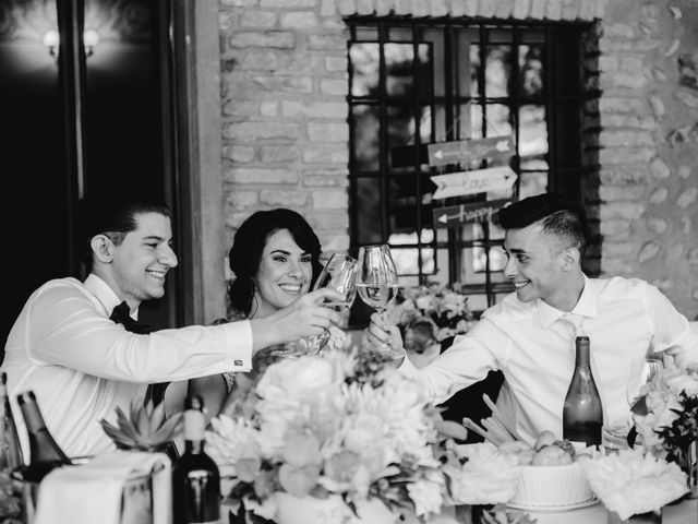Il matrimonio di Mauro e Valentina a Coccaglio, Brescia 24