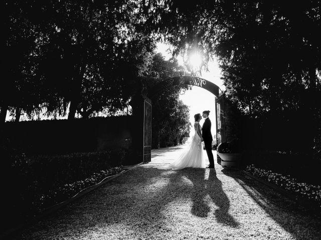 Il matrimonio di Mauro e Valentina a Coccaglio, Brescia 32