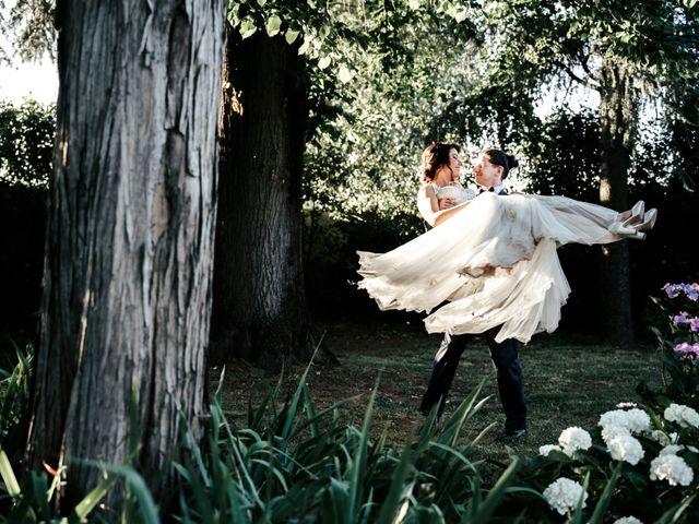 Il matrimonio di Mauro e Valentina a Coccaglio, Brescia 35