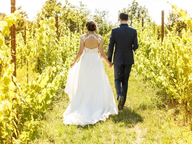 Il matrimonio di Luca e Aurora a Trescore Balneario, Bergamo 1