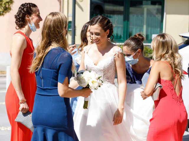 Il matrimonio di Luca e Aurora a Trescore Balneario, Bergamo 60