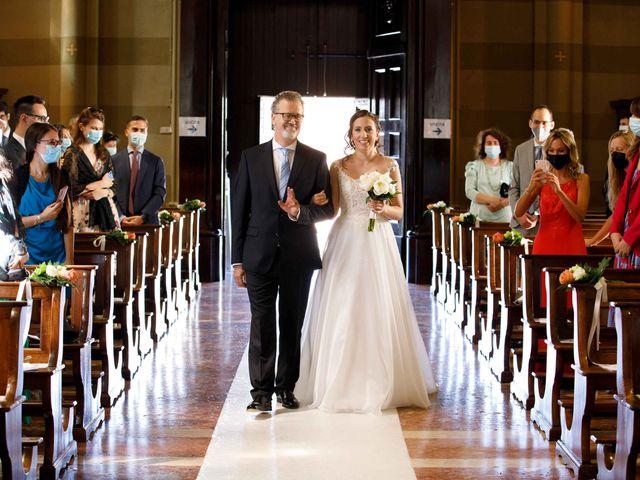 Il matrimonio di Luca e Aurora a Trescore Balneario, Bergamo 63