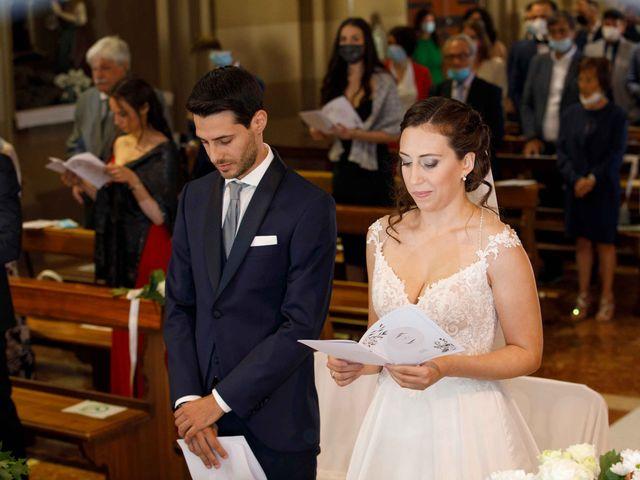 Il matrimonio di Luca e Aurora a Trescore Balneario, Bergamo 65